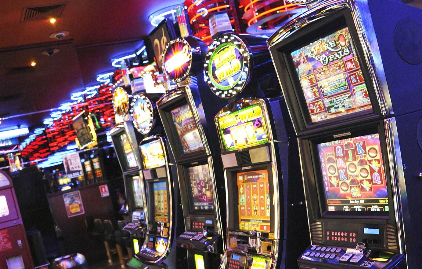 Jeux Machine A Sous Casino Gratuit